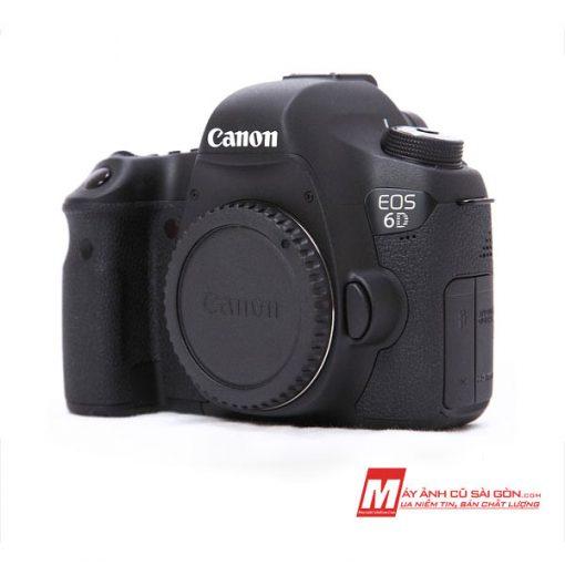 Body máy ảnh Fullframe Canon 6D cũ ngoại hình đẹp giá rẻ