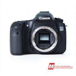 Máy ảnh Canon 60D cũ giá rẻ cho người tập chụp