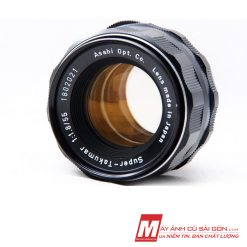 Lens MF chân dung xóa phông Pentax Takumar 55f1.8