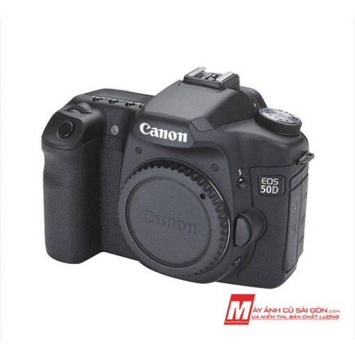 Máy ảnh Canon 50D cũ