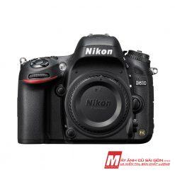 Máy ảnh Nikon D610 cũ giá rẻ