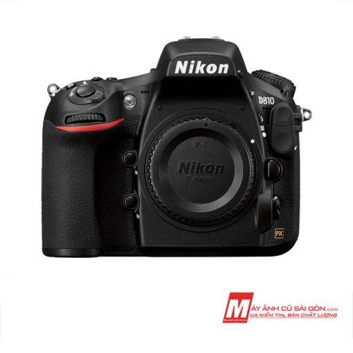 Máy ảnh Nikon D810 cũ giá rẻ