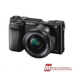 Máy ảnh Sony A6000 kèm Kit 16-50 màu đen