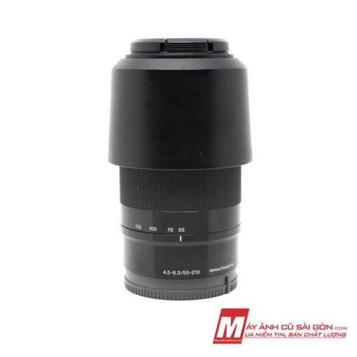 Lens tele Sony 55-210 đẹp