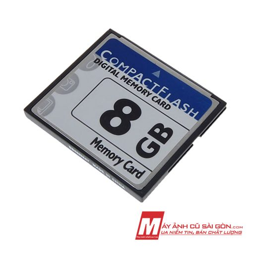 Thẻ CF 8GB cho máy ảnh
